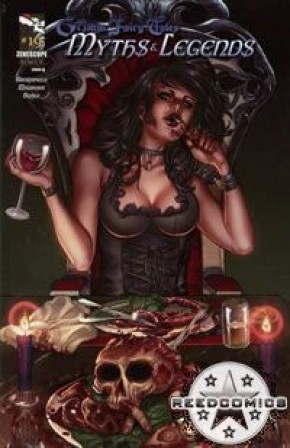 Grimm Fairy Tales Myths and Legends #19 (Cover A)