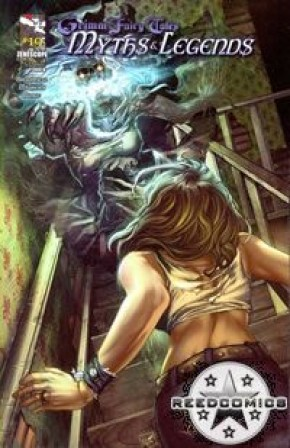 Grimm Fairy Tales Myths and Legends #19 (Cover B)