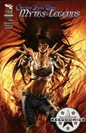 Grimm Fairy Tales Myths and Legends #21