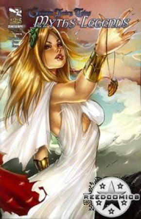 Grimm Fairy Tales Myths and Legends #22 (Cover B)