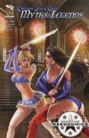 Grimm Fairy Tales Myths and Legends #24