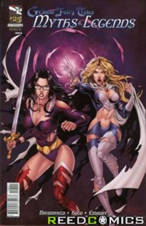 Grimm Fairy Tales Myths and Legends #25