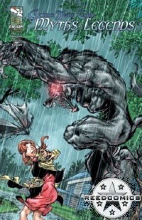 Grimm Fairy Tales Myths and Legends #4