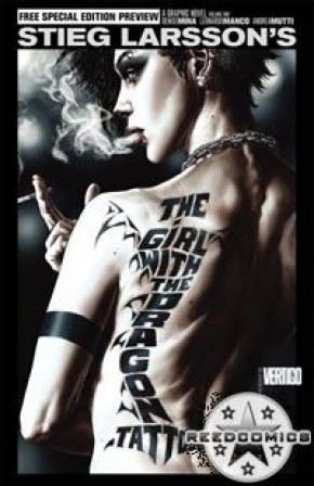 The Girl With The Dragon Tattoo Special #1