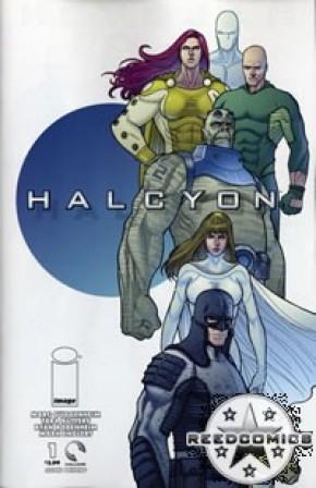 Halcyon #1 (2nd Print)