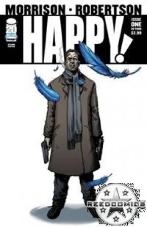 Happy! #1 (2nd Print)
