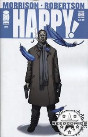 Happy! #1 (3rd Print)