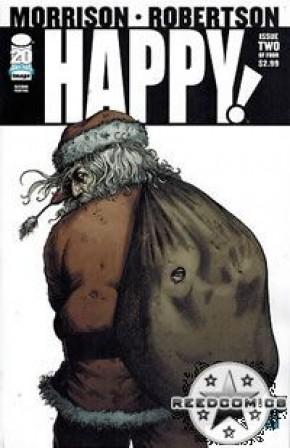 Happy! #2 (2nd Print)