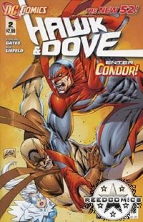 Hawk and Dove (2011) #2