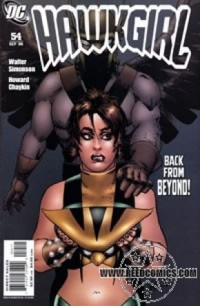 Hawkgirl #54