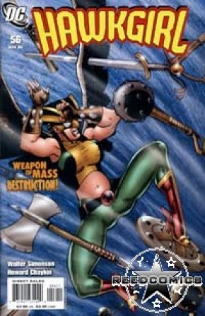 Hawkgirl #56