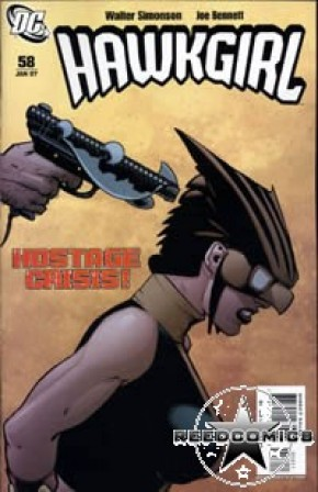 Hawkgirl #58