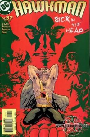 Hawkman #37