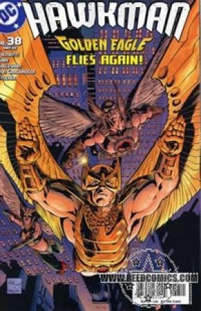 Hawkman #38