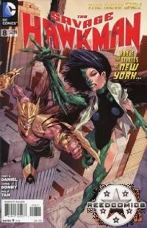The Savage Hawkman #8