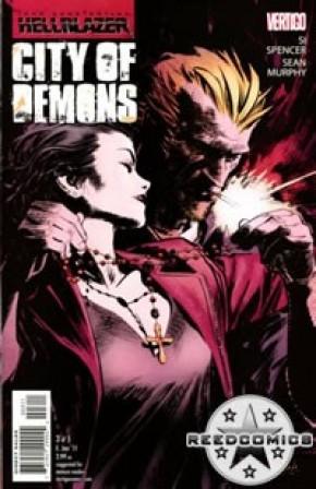 John Constantine Hellblazer City Of Demons #3