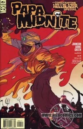 Hellblazer Papa Midnite #4