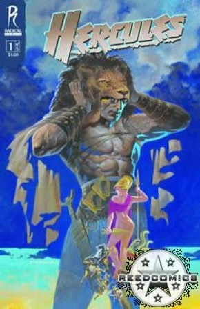 Hercules The Thracian Wars #1 (Cover A)