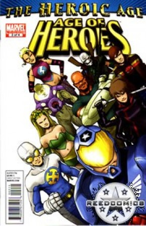 Age of Heroes #2
