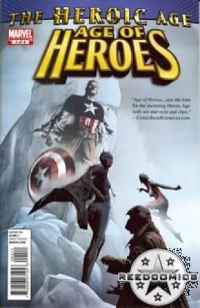 Age of Heroes #4