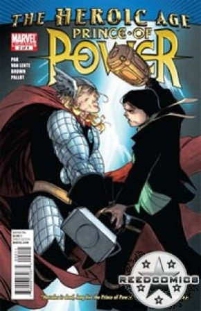 Heroic Age Prince of Power #2