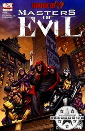 House of M Masters of Evil #1