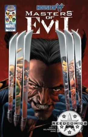 House of M Masters of Evil #2