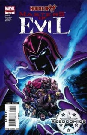 House of M Masters of Evil #4