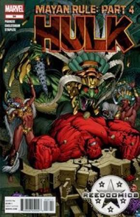 Hulk Volume 2 #56