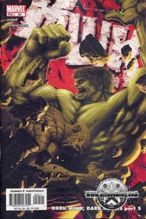 Incredible Hulk Volume 2 #54