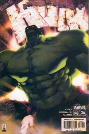 Incredible Hulk Volume 2 #36