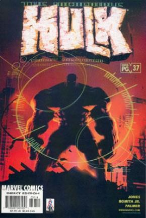 Incredible Hulk Volume 2 #37