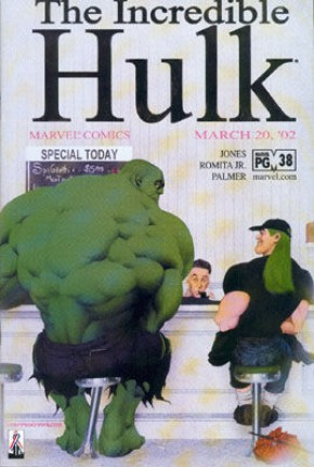 Incredible Hulk Volume 2 #38