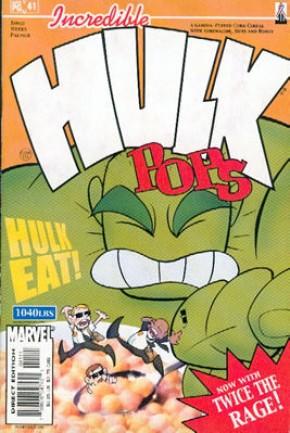 Incredible Hulk Volume 2 #41