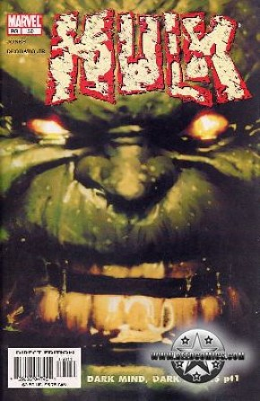 Incredible Hulk Volume 2 #50
