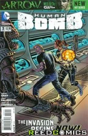 Human Bomb #3