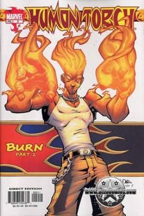 Fantastic Four Human Torch #2