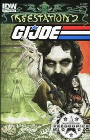 Infestation 2 GI Joe #1 (Cover A)