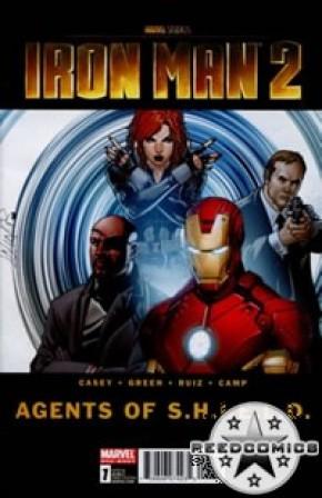 Iron Man 2 Agents Of Shield #1