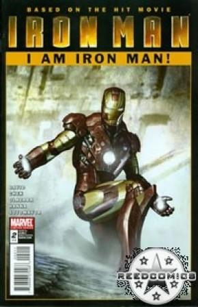 Iron Man I Am Iron Man #2