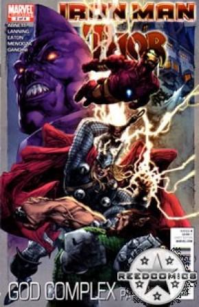 Iron Man Thor #2