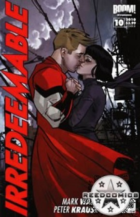 Irredeemable #10 (Cover B)