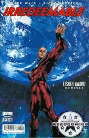 Irredeemable #13 (Cover B)