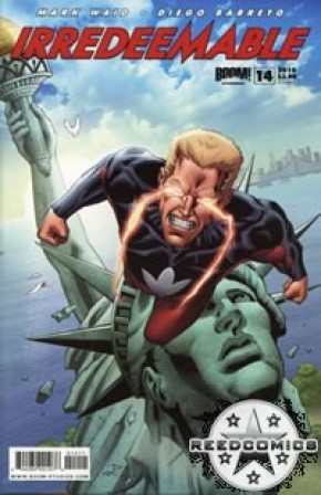 Irredeemable #14 (Cover B)