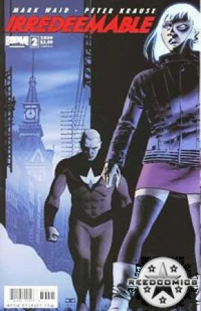 Irredeemable #2 (Cover A)