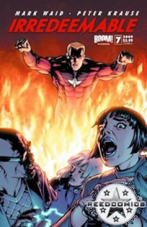 Irredeemable #7 (Cover A)
