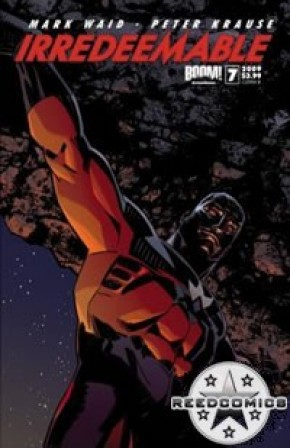 Irredeemable #7 (Cover B)