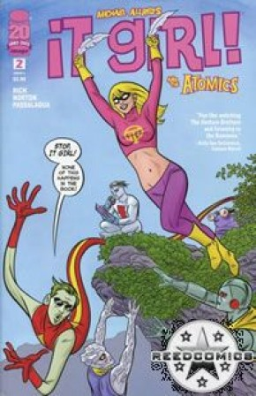 IT Girl and the Atomics #2