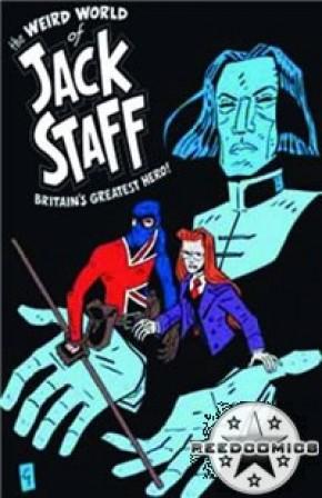 Weird World of Jack Staff #5