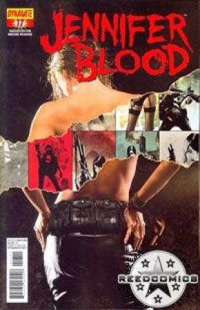 Garth Ennis Jennifer Blood #17